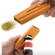 Cool Bottle Openers for Beer and Novelty Bottle Openers for Wine With or Without Keyring / Key Chain