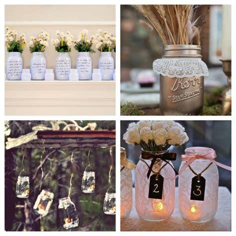 Mason Jar decorating   Mason Jars, great ideas to use in a