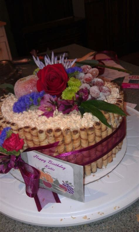 Best 25  Rustic birthday cake ideas on Pinterest
