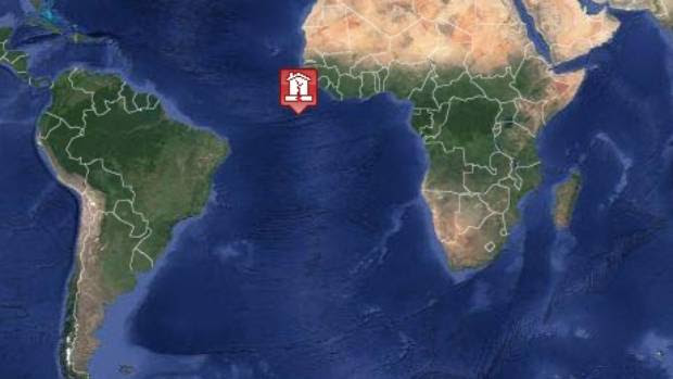 7.4 Magnitude Earthquake Near West Africa And Ascension Island
