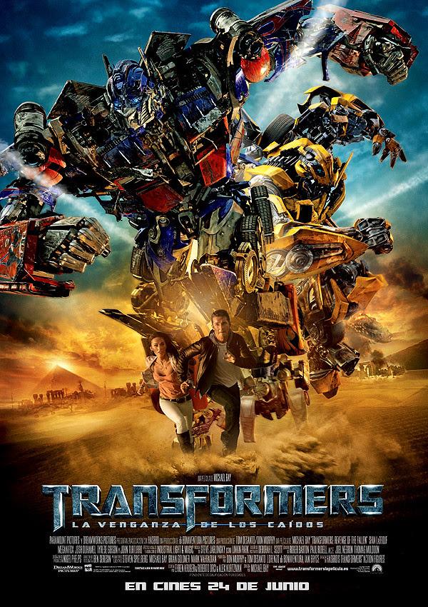 Transformers 2: La venganza de los caídos (Michael Bay, 2.009)