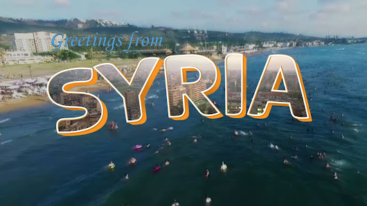 'Always Beautiful': Syria Tourism Clip Released
