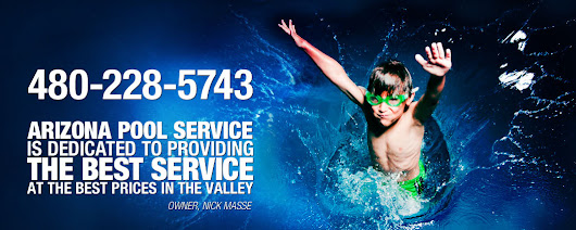 Pool Service, Pool maintenance & Pool Repair By Arizona Pool Service