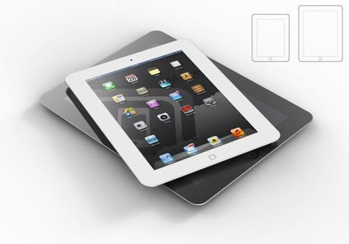 Rumor foto iPad Mini