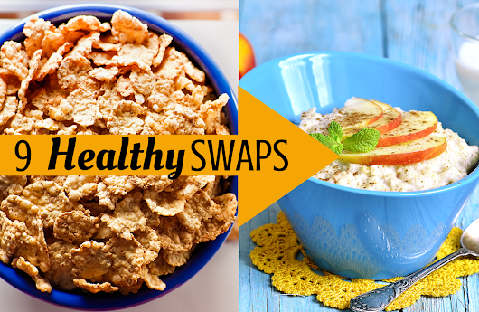 9 Superfood Swaps for a Healthier Diet