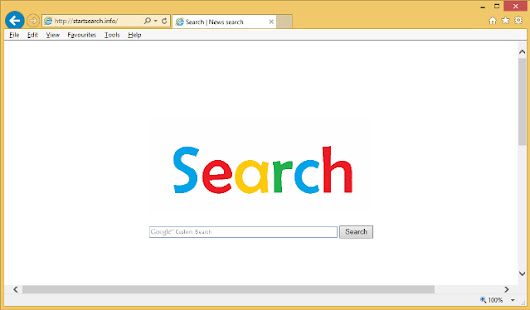 How to Get Rid of StartSearch.info Hijacker