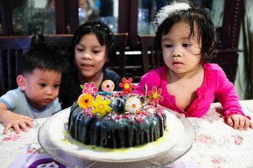 Lily's 5yo Birthday