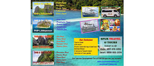 El Nido Island Hopping - Spur Travel and Tours