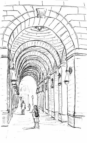 Colonnade at Union Station