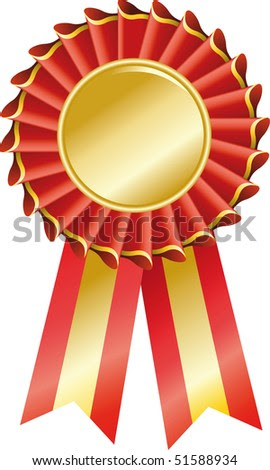 Gold Rosette Stock Photos, Royalty-Free Images & Vectors ...