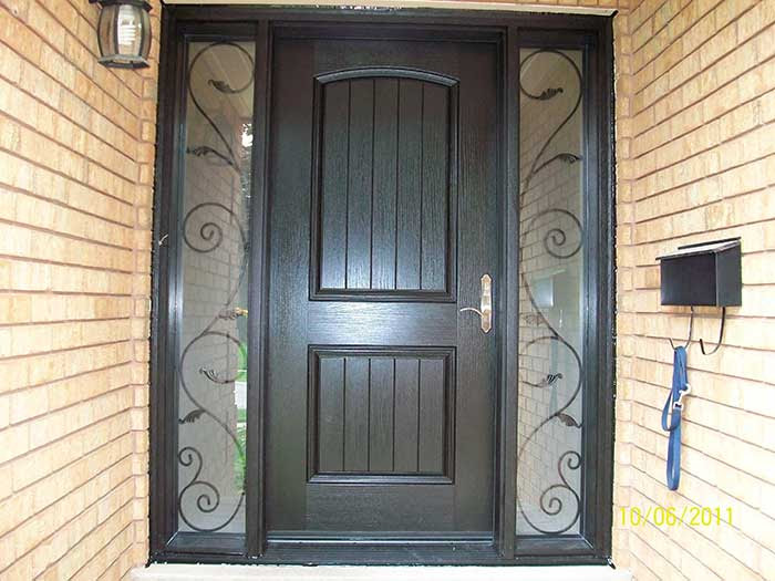 Single Doors Designs Woodgrain Exterior Doors Woodgrain Doors Front Entry Doors For Single Entrance Door Designs