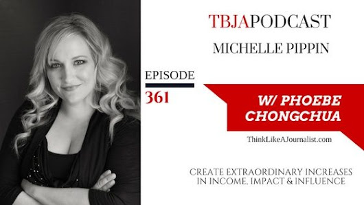 Create Extraordinary Increases in Income — PHOEBE CHONGCHUA