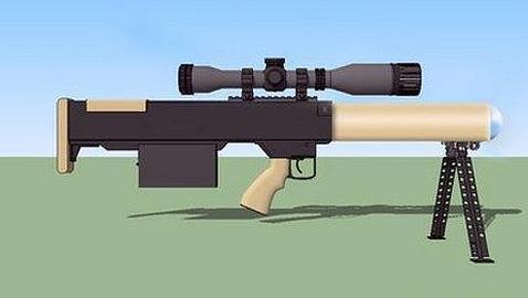 La policía británica prueba una pistola láser capaz de cegar a las personas