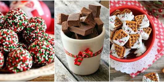 45+ Christmas Candy Recipes That Will Make Your December (Even) Sweeter