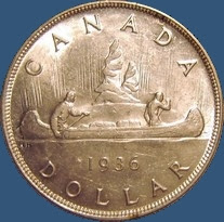 Voyager Silver Dollar