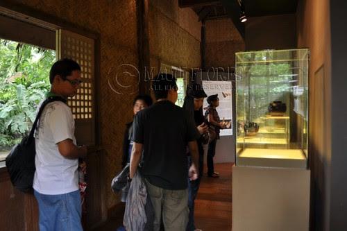 Museum at Nayong Pilipino sa Clark Expo