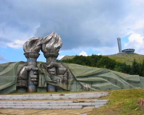 Monumento Soviético Buzludzha-Portal