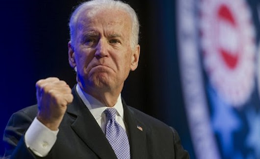 SEX AND DRUGS: No Wonder Joe Biden Didn't Run for President