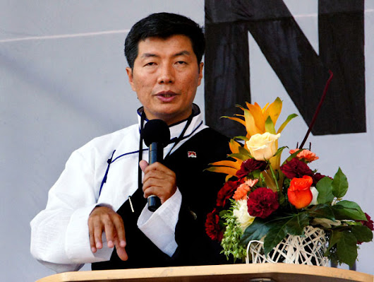 Under cyber attack: an interview with Lobsang Sangay, Tibet's exiled political leader - Index on Censorship | Index on Censorship