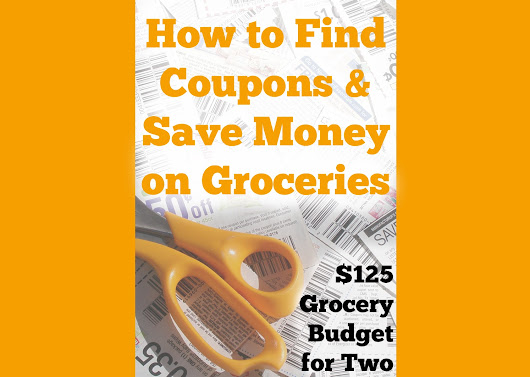 How to Find Coupons & Save Money on Groceries