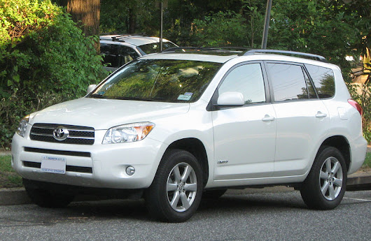 File:Toyota RAV4 -- 07-13-2009.jpg — Wikimedia Commons