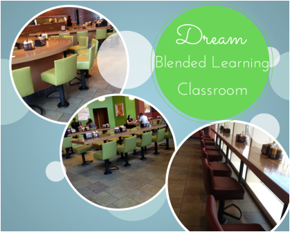 Dream Blended Learning Classroom