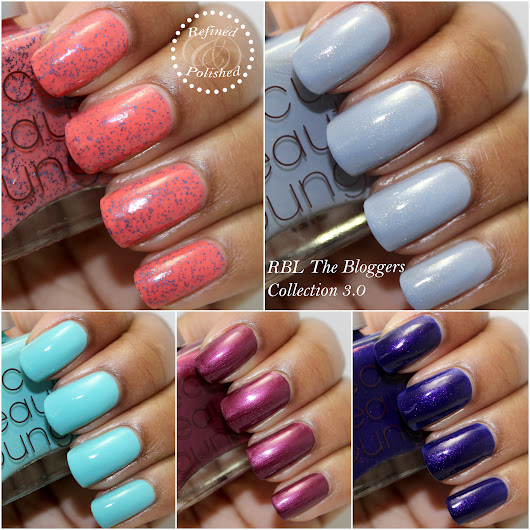 RBL The Bloggers Collection 3.0 - Refined and Polished
