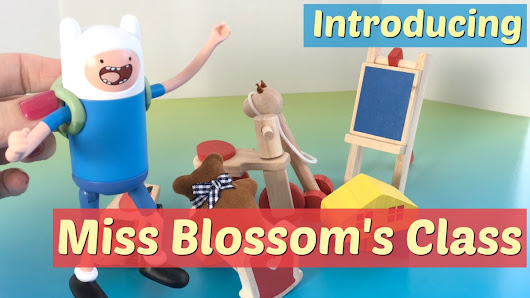 Introducing Miss Blossom's Class!