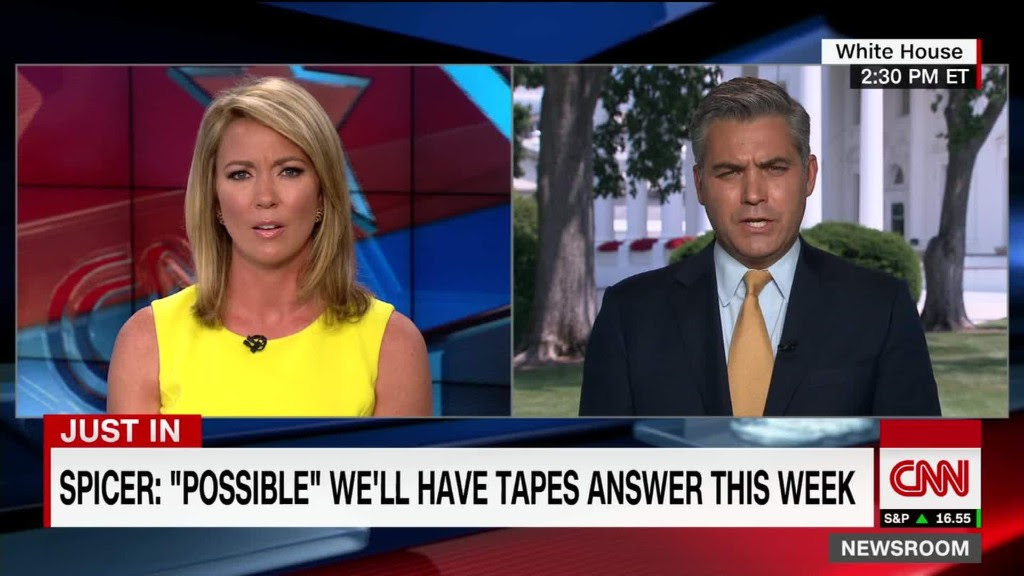 Jim Acosta: White House is stonewalling us