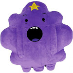 Adventure Time Lumpy Space Princess 16-Inch Plush Pillow