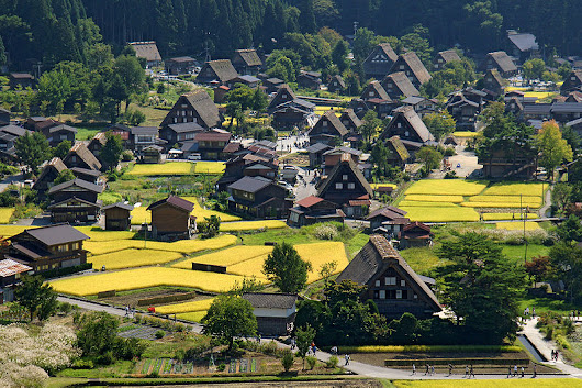 Augmentation du nombre de touristes à Shirakawa-gô | Japon Information