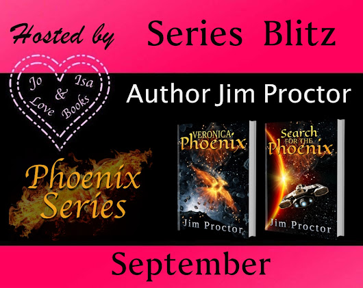 Series Blitz: Phoenix Series by Author Jim Proctor