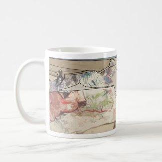 skateland mug