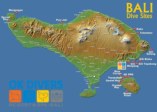 OK Divers Bali Indonesia Location Map,Location Map of OK Divers Bali Indonesia,OK Divers Bali Indonesia accommodation destinations attractions hotels map reviews photos pictures
