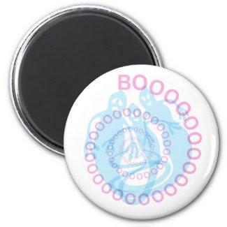 BOOOOOOOOO magnet