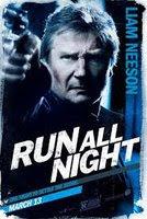 一夜狂逃/一夜狂奔(Run All Night)poster