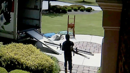 Movers Allegedly Rob Family of Their Belongings - ABC News