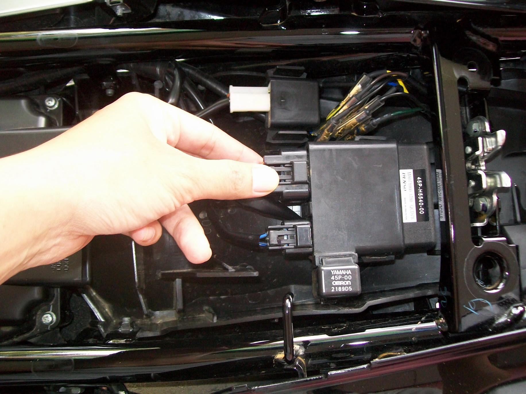 Tips Yamaha Byson Susah Elektrik Starter Pada Posisi Gigi Masuk