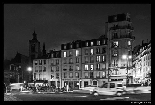 Paris - nuit
