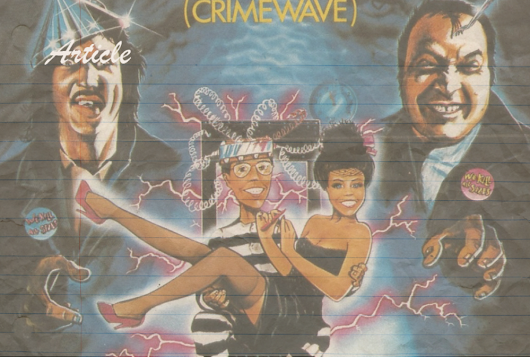 Sam Raimi's Crimewave, 31 years on
