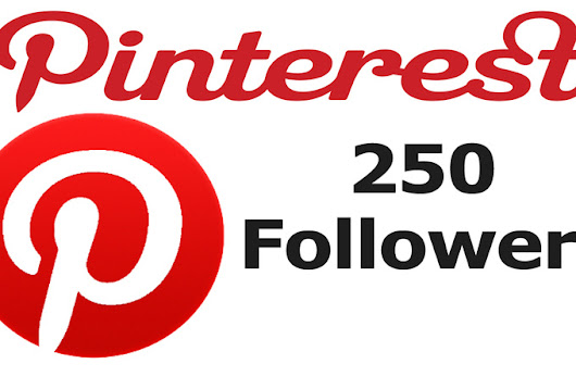 I will add 250 Pinterest Followers to your profile for $5