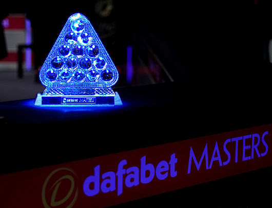 Dafabet Extend Masters Sponsorship - World Snooker