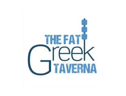 Corporate identity and logo design for The Fat Greek Taverna - The Brand Surgery - Business Branding and strategic marketing