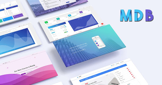 Material Design for Bootstrap Free - Dessign Themes