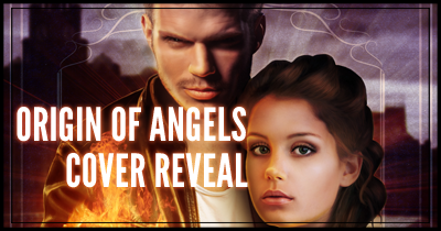 Cover Reveal - Origin of Angels