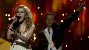 Ver vídeo  'Final de Eurovisión 2013 - Dinamarca'
