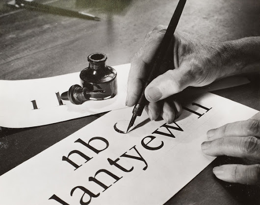 The Lost Typefaces of W.A. Dwiggins