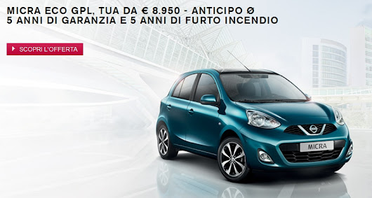 NEW MICRA - TOP CARS srl