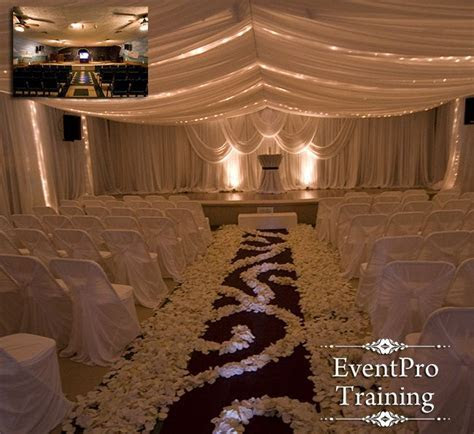All About Wedding and Event Draping Fabric   40 Denier