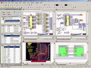 Altium Designer (protel) bài học trực quan đào tạo videosu
